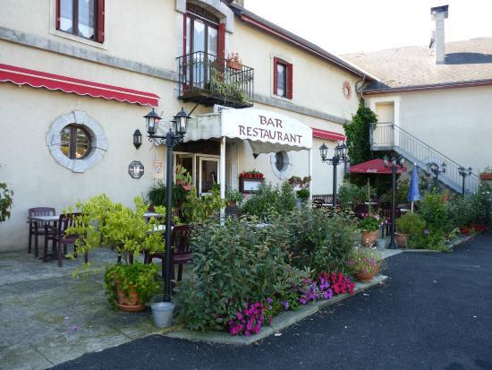 Auberge de l'Etable: Entrée restaurant