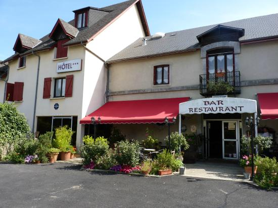 Auberge de l'Etable: Hotel et restaurant