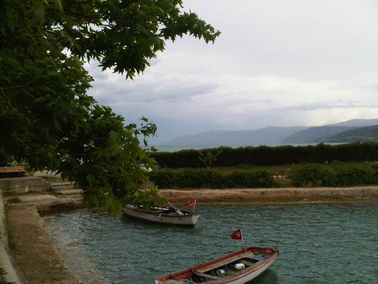 Isparta Province, تركيا: Eğirdir Gölü