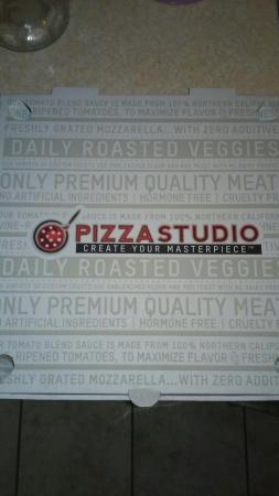 Pizza Studio