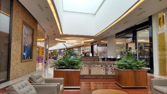 a3ef9fd09 Interior do shopping - Foto de Shopping Pátio Chapecó