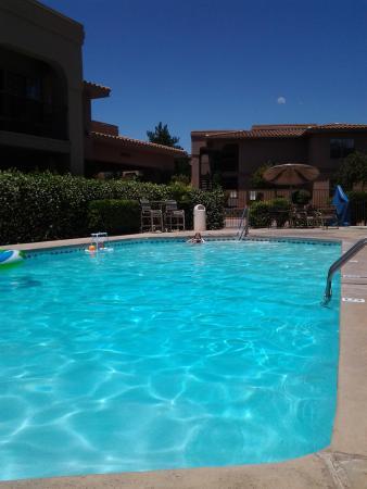 Sedona Real Inn and Suites: Fabulous pool!
