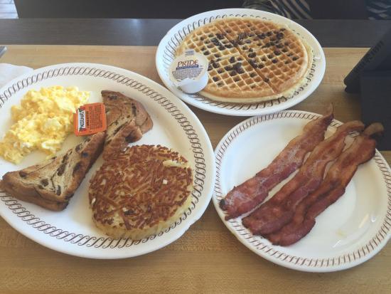 Waffle House Ridgeland Menu Prices Restaurant Reviews Tripadvisor