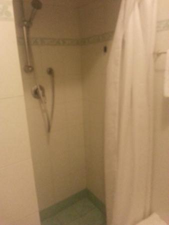 Hotel Victoria : Doccia