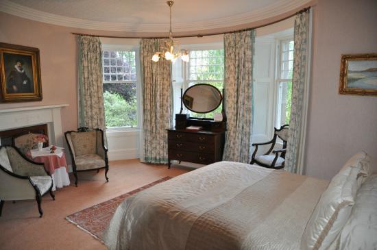Bendarroch House: Unser Zimmer