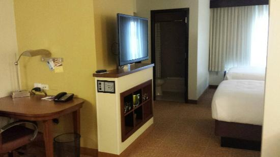 Hyatt Place Dallas/North Arlington/Grand Prairie: TV
