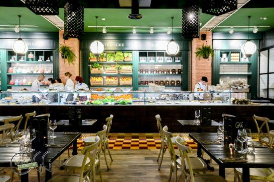 Oggi Ancona Gourmet Cafe