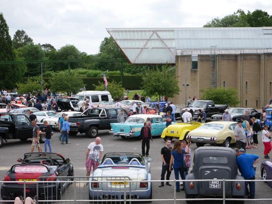 Hot Rod Custom Car Show Picture Of Beaulieu National Motor - Custom car show