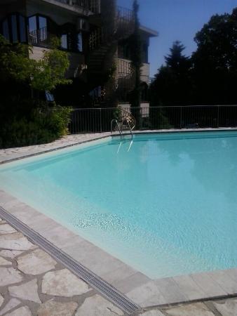 Hotel Villa Ambra: Piscina