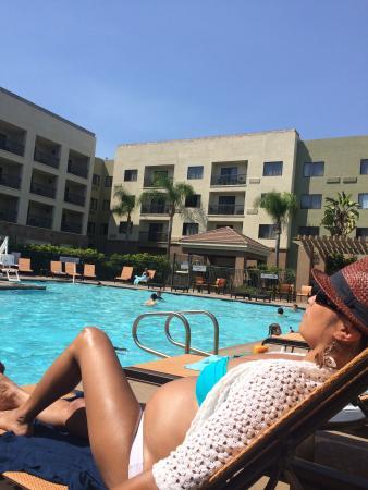 Courtyard San Diego Central-bild
