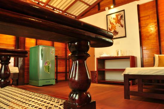 Green View Home Stay: Room interior