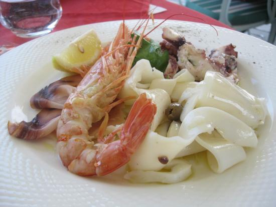 Ristorante Ca' degli Ulivi: Vorspeisenteller