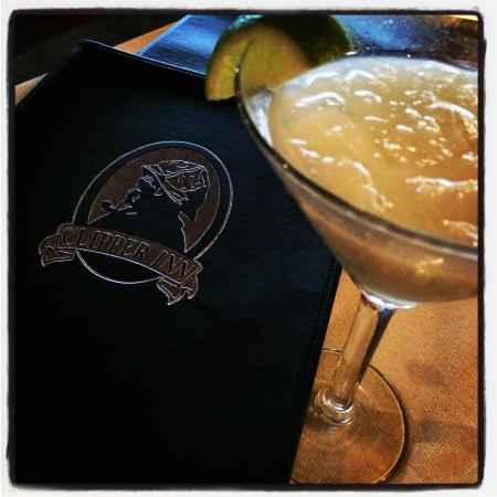 Clipper Inn: Lovely Key Lime Martini!