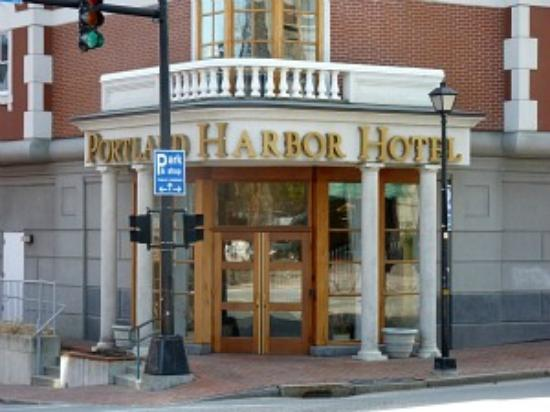 416 picture of portland harbor hotel portland tripadvisor. Black Bedroom Furniture Sets. Home Design Ideas