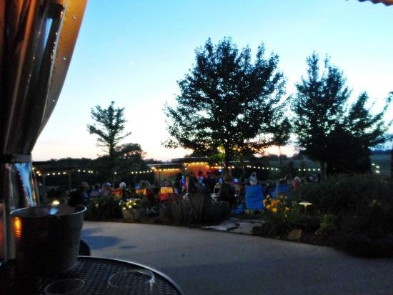 Fireside Winery: nice view