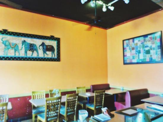 Exotic India: Indian style decoration