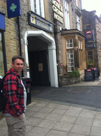 Rose And Crown Hotel