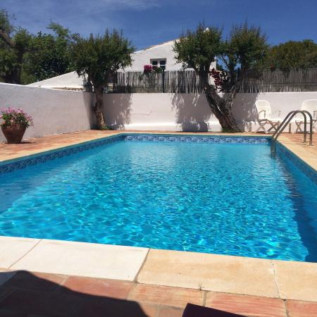 Quinta Mimosa : Our pool