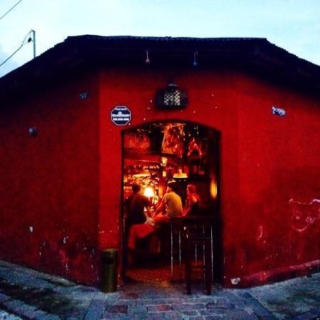 Porque no? cafe : La esquina mas acogedora de Antigua