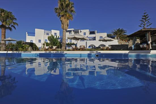 Fragoulis Village: pool