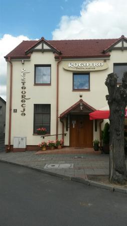 Osieczna, Polen: Pensjonat Rogatka
