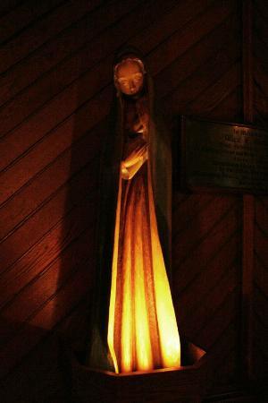 Saint Mary's Episcopal Church: Mary and Jesus