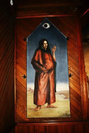 Saint Mary's Episcopal Church: Mary with Child