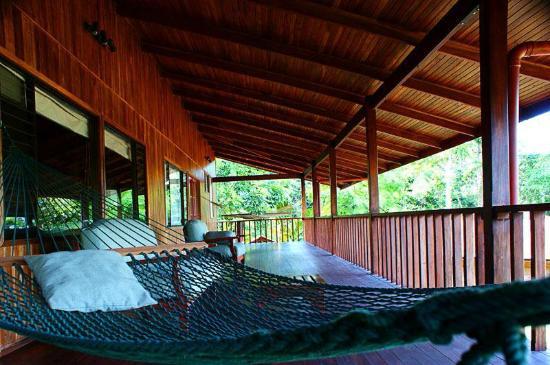 Finca Luna Nueva Lodge: Casa Sombra