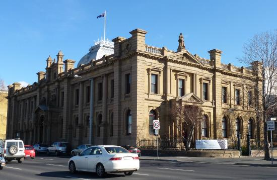 ‪Tasmanian Museum and Art Gallery‬