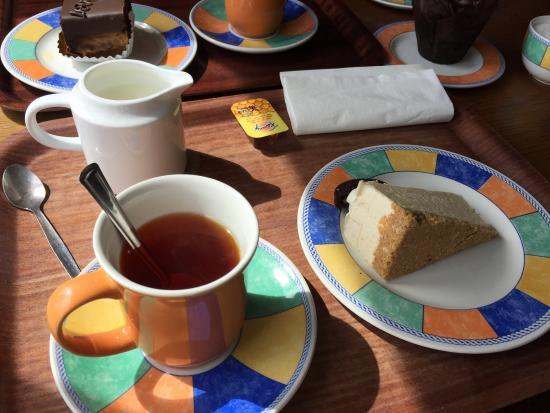 Walsh's Bakery and Coffee Shop : Magnifique endroit pour prendre le thé avec des viennoiseries. ��