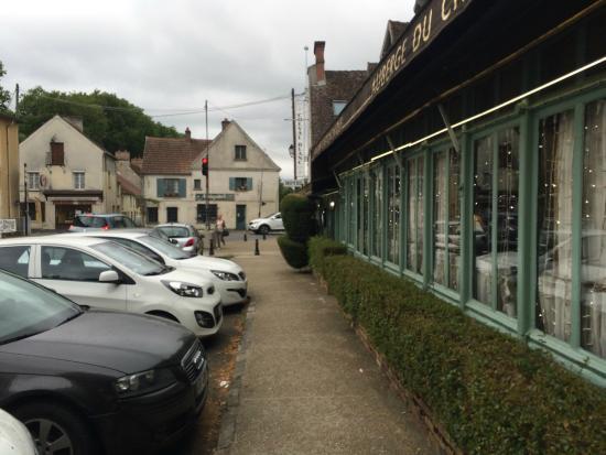 Auberge du Cheval Blanc : Het hotel