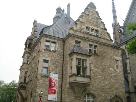 Bach-Museum: указатель