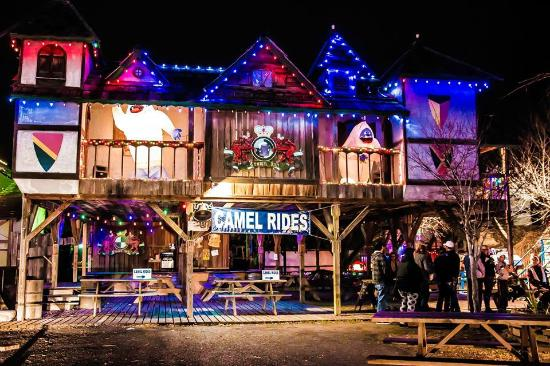 Muskogee Christmas Lights 2020 Castle Christmas   Picture of The Castle of Muskogee   Tripadvisor