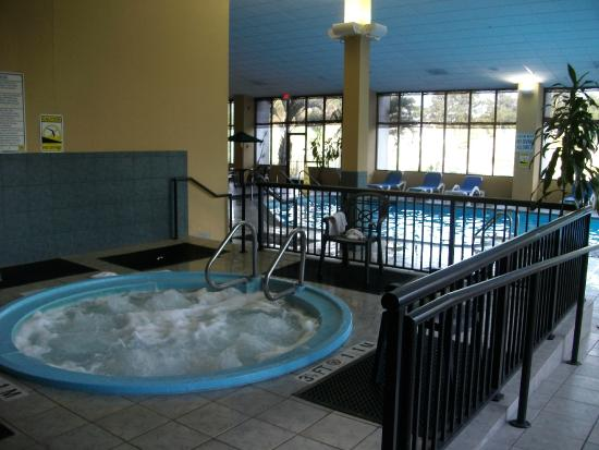 Hot Tub Indoor Pool Picture Of Riverwalk Inn Suites Myrtle Beach Tripadvisor