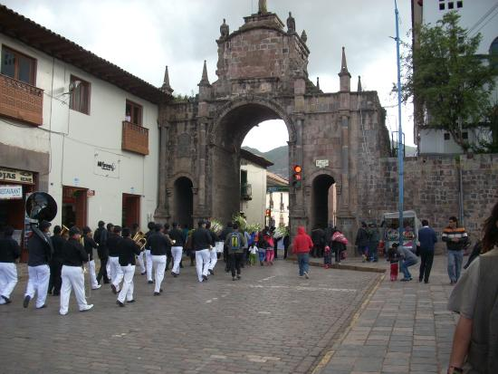 Arco de Santa Clara
