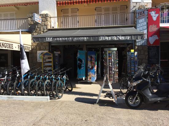 Серра-ди-Ферро, Франция: Tex Racing Diffusion