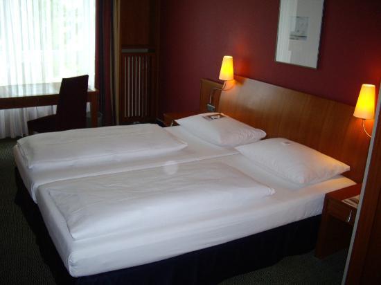 Steigenberger Hotel Sonne: Zimmer (DZ)