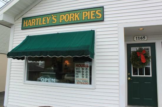 Hartley's Pork Pies