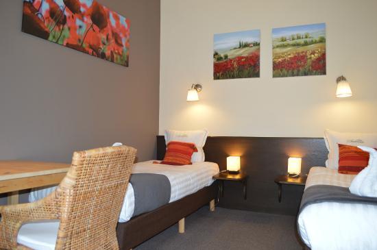 Ambrosia Hotel: room