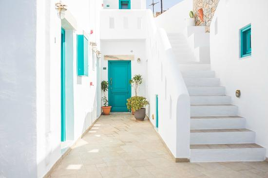 Astypalaia Hotel Palace : Astypalea Palace Hotel Rooms - Nick Rutter Photography