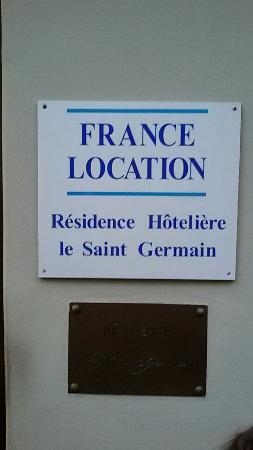 Photo of Residence le St. Germain taken with TripAdvisor City Guides