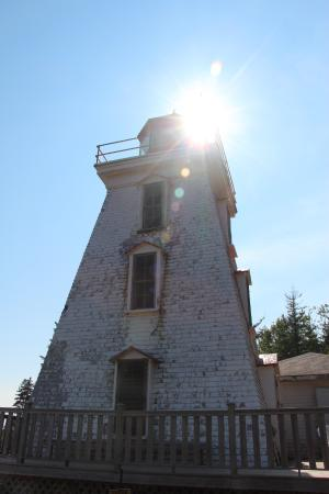 Cape Bear Lighthouse & Marconi Museum