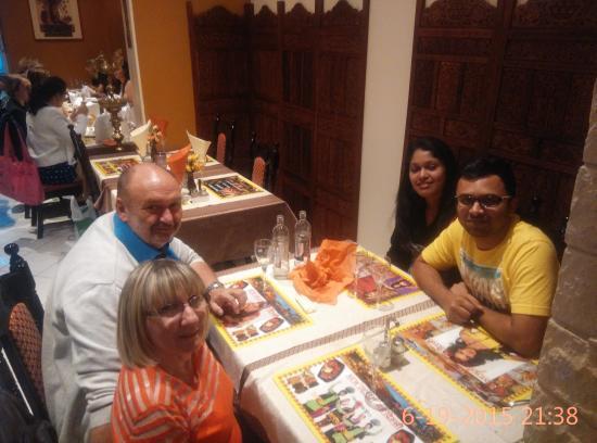Restaurant New Delhi: vue salle