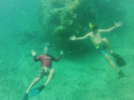 Simpson Bay, St. Maarten-St. Martin: hey there