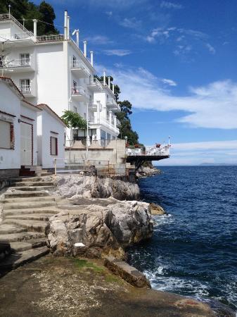 Hotel Admiral Sorrento Italy Reviews