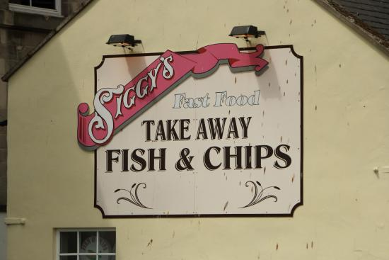 Siggy's Fish and Chip shop