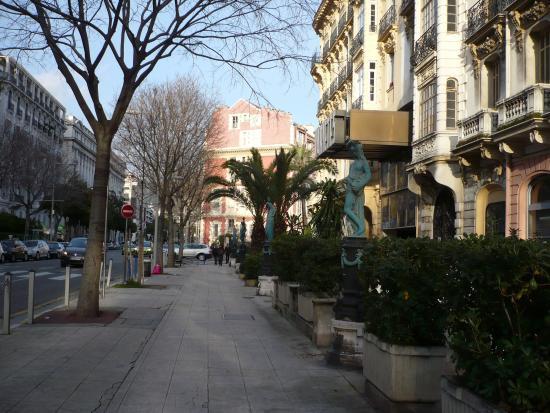 Hotel Azur Riviera: Alrededores