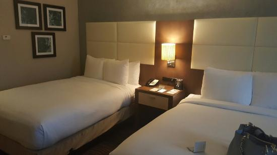 DoubleTree by Hilton Columbia: Nice stay, new renovated lobby, restaurant and bar