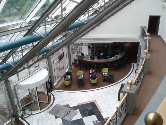 Lindner Hotel Leipzig: Bar