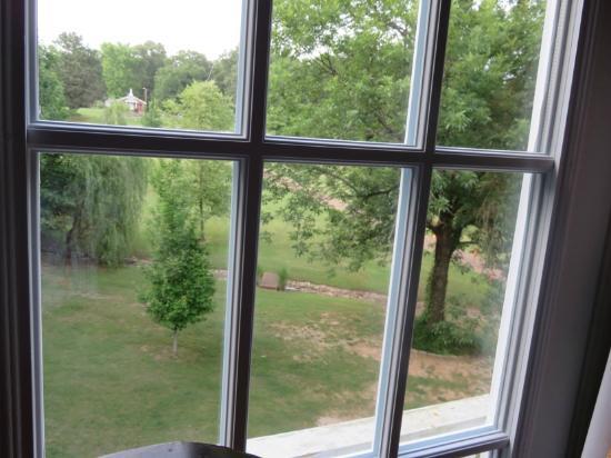 Andover Plantation: Natchez view